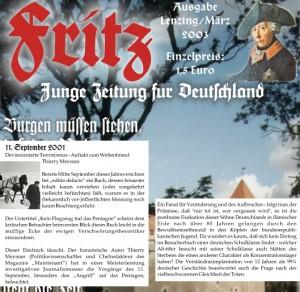 """Andreas Kalbitz (AfD) als Autor für die """"Junge Landsmannschaft Ostpreußen"""" 2003 (Ausschnitt)"""
