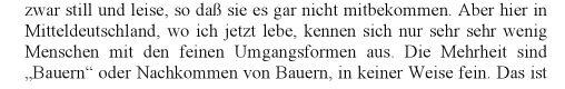 Ausschnitt aus seinem Buch: Nahodyl-Nemenyi lebe unter Bauern.