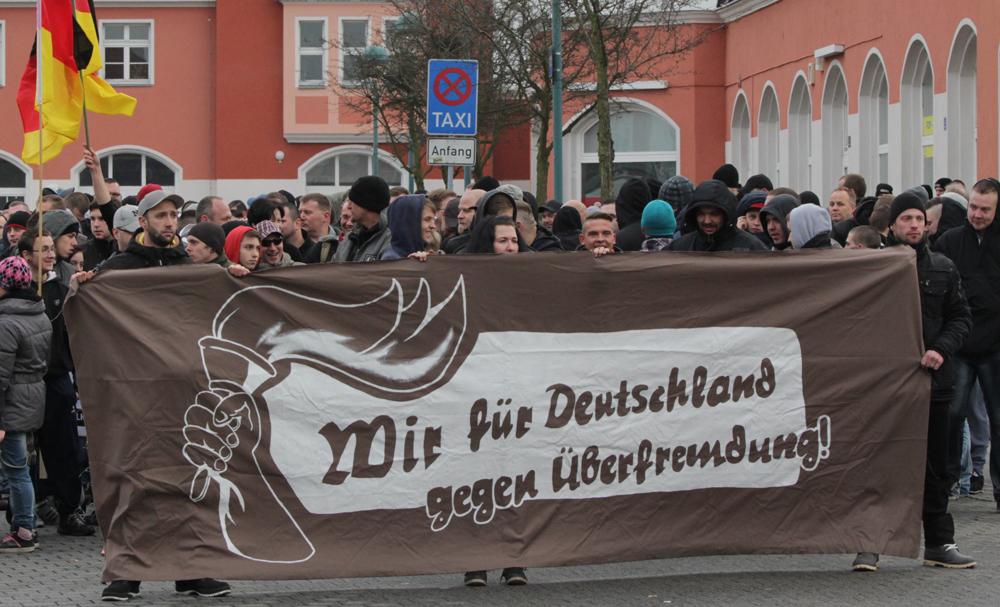 Frankfurt/Oder am 17.1.2015