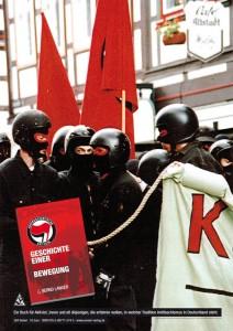 Bernd Langer - Antifaschistische Aktion
