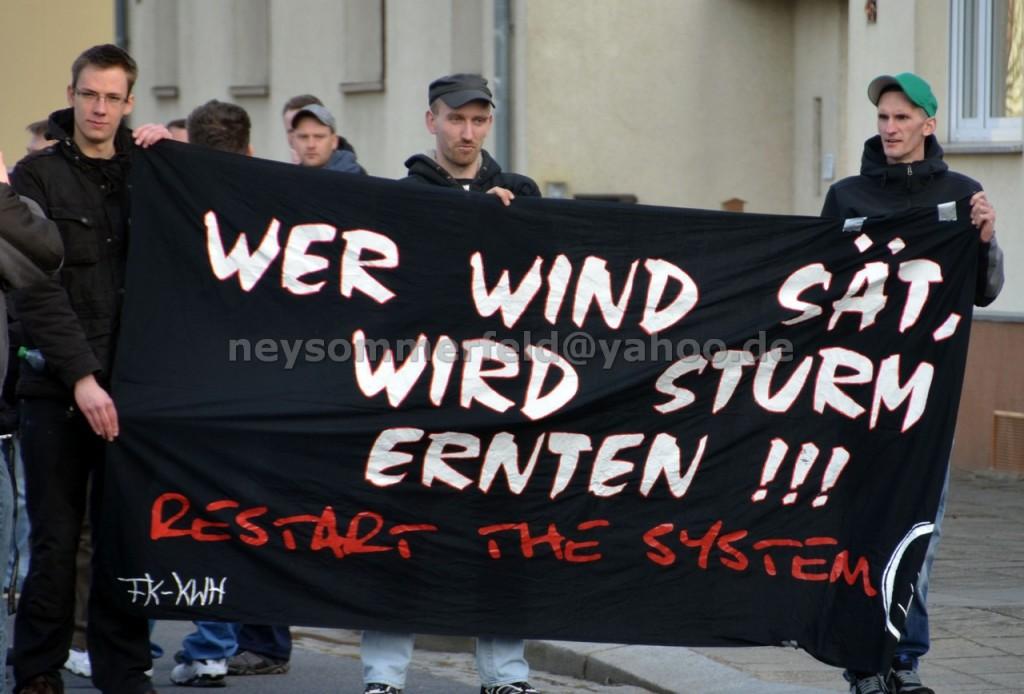 "Die ""Freien Kräfte Königs Wusterhausen"""