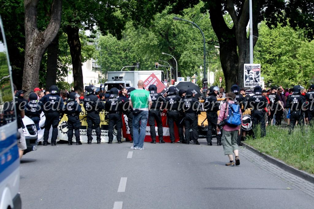 Brandenburg kann´s: Neonazidemonstration in Neuruppin verhindert