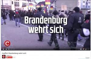 """Compact TV: """"Brandenburg wehrt sich"""""""