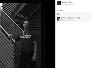 Dennis W. (Screenshot Facebook)