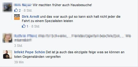 Screenshot: Facebook.