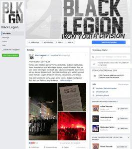 Bericht von Black Legion
