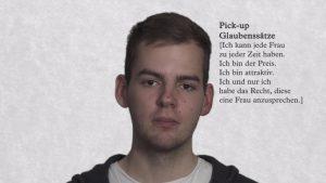 """Der 20-jährige Robert Timm (Still aus """"Die Verführungskünstler"""")"""