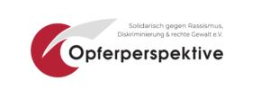 Logo de rOpferperspektive Brandenburg
